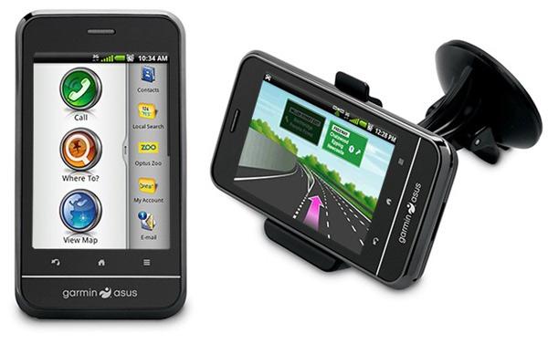 Garmin-Asus A10 Cep Telefonu
