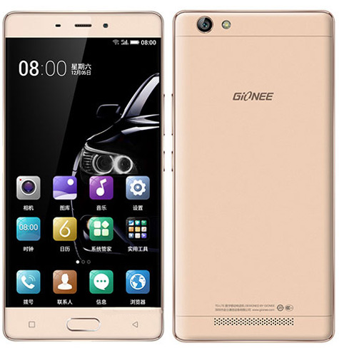 Gionee Marathon M5 Enjoy Cep Telefonu