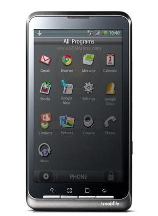 i-mobile i858 Cep Telefonu
