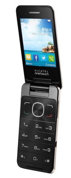 Alcatel One Touch Sesame 2012G Soft Gold Akıllı Telefon