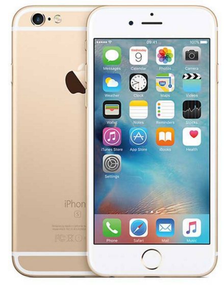 Apple iPhone 6S 128GB Gold Akıllı Telefon