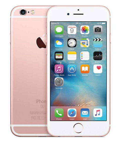Apple iPhone 6S 16GB Rose Gold Akıllı Telefon
