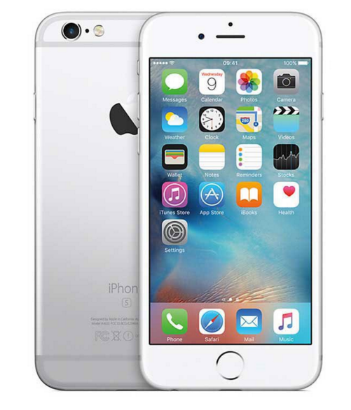 Apple iPhone 6S 64GB Silver Akıllı Telefon