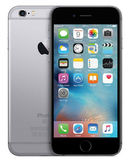 Apple iPhone 6S 64GB Space Gray Akıllı Telefon