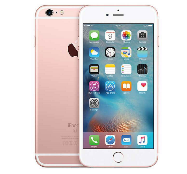 Apple iPhone 6S Plus 128GB Rose Gold Akıllı Telefon