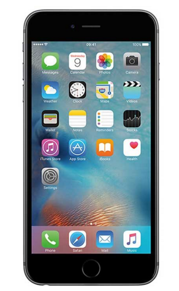 Apple iPhone 6S Plus 64GB Space Gray Akıllı Telefon
