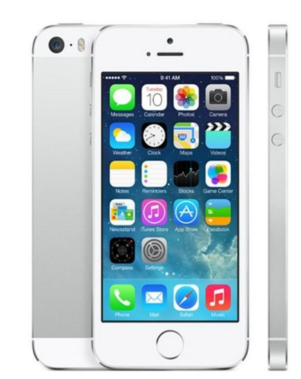 Apple iphone 5S 16GB Silver Akıllı Telefon