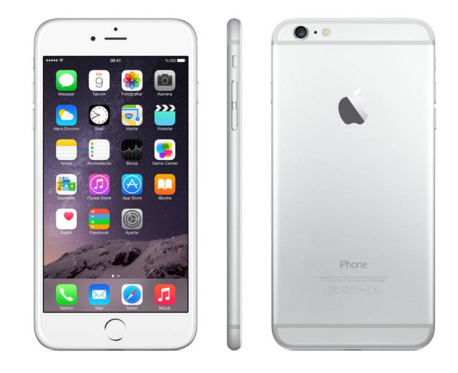 Apple iphone 6 64GB Silver Akıllı Telefon