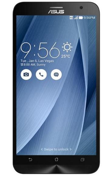 Asus Zenfone 2 16GB 1 8 GHZ Çift Sim Silver Akıllı Telefon