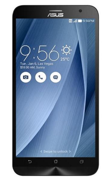Asus Zenfone 2 32GB 2 3 GHZ Çift Sim Silver Akilli Telefon