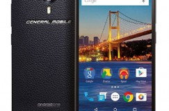 General Mobile 4G Android One Dual Sim Black Akıllı Telefon