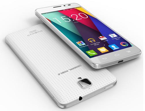 General Mobile Discovery Air 2GB Beyaz Akıllı Telefon