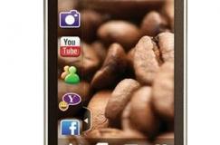 Goldmaster M8 Cappucino Akıllı Telefon