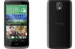 HTC Desire 526G Black Akıllı Telefon