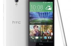 HTC Desire 620G Dual Sim White / Gray Akıllı Telefon