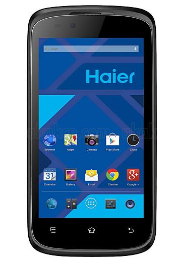 Haier W716S Akıllı Telefon