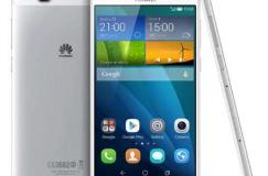 Huawei Ascend G7 Silver Akıllı Telefon