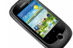 Huawei Ascend Y100 Cep Telefonu