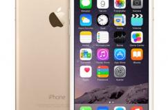 Iphone 6 128GB Gold Akıllı Telefon