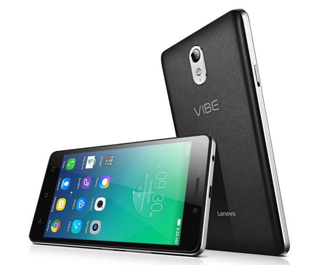 Lenovo Vibe P1M Siyah Akıllı Telefon