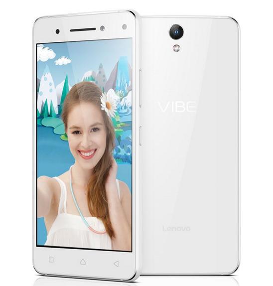 Lenovo Vibe S1 Çift Sim Beyaz Akıllı Telefon