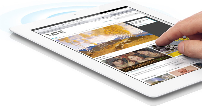 Apple iPad 4 Wi-Fi Cellular