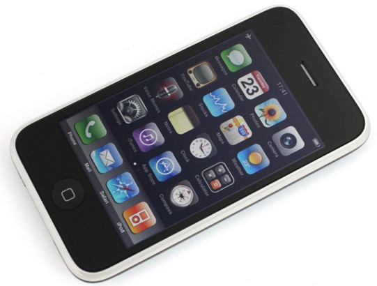 Apple iPhone 3GS Cep Telefonu