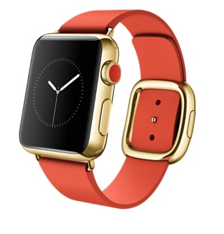 Apple Watch Edition 38mm Akıllı Saat