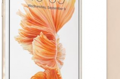 iPhone 6s Plus 128GB Gold Akıllı Telefon