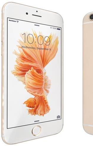 iPhone 6s Plus 128GB Gold Akıllı Telefon
