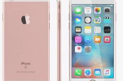 iPhone 6s Plus 16GB Rose Gold Akıllı Telefon