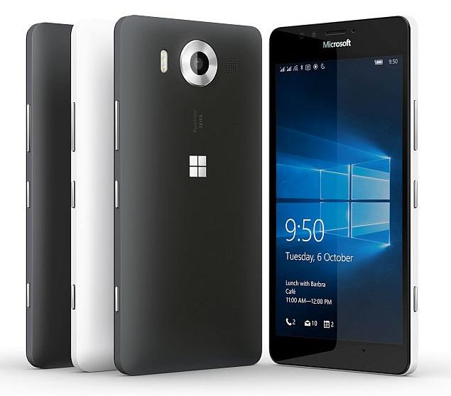 Microsoft Lumia 950 XL Dual SIM Cep Telefonu