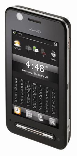 Mitac MIO Explora K75 Cep Telefonu