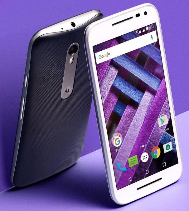 Motorola Moto G Turbo Edition Cep Telefonu
