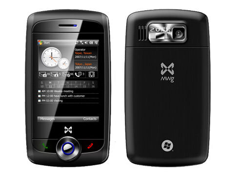 MWg Zinc II Cep Telefonu