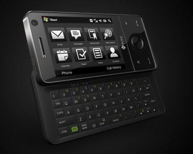 O2 XDA Serra Cep Telefonu