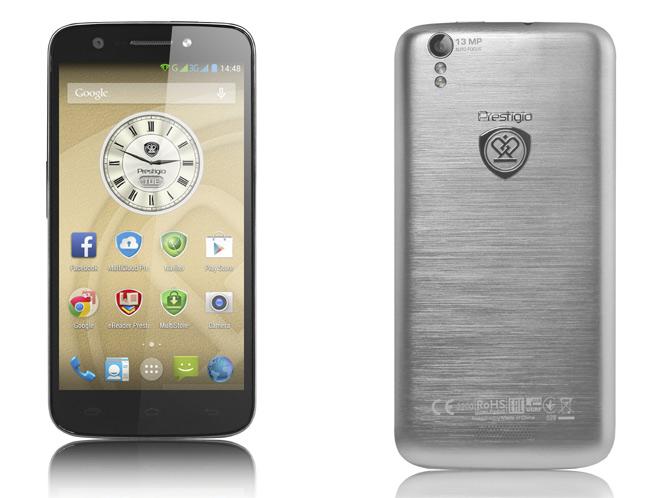 Prestigio MultiPhone 5508 Duo Cep Telefonu