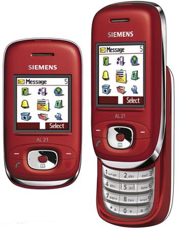 Siemens AL21 Cep Telefonu