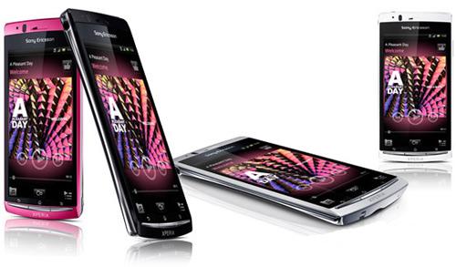 Sony Ericsson Xperia Arc S Cep Telefonu