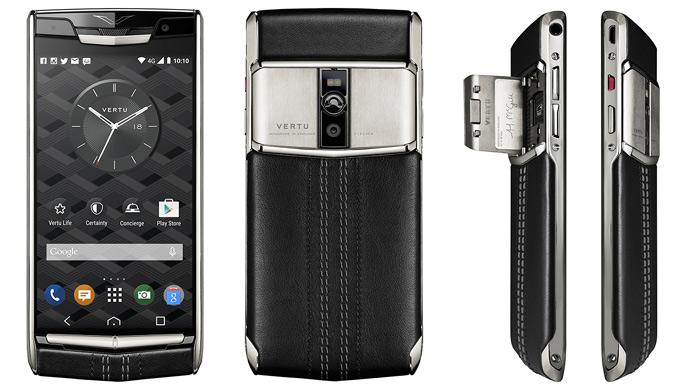 Vertu Signature Touch 2015 Cep Telefonu