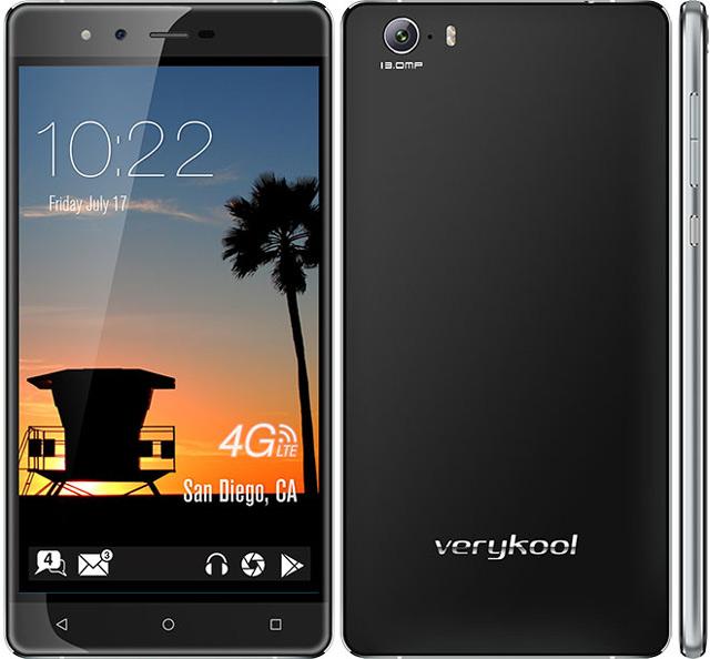 Verykool SL6010 Cyprus LTE Cep Telefonu
