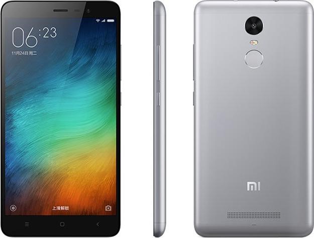 Xiaomi Redmi Note 3 Cep Telefonu