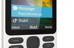 Nokia 215 White Cep Telefonu