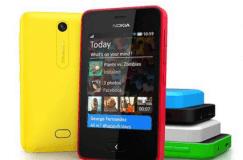 Nokia Asha 501 Cep Telefonu
