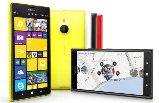 Nokia Lumia 1520 Akıllı Telefon