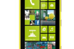 Nokia Lumia 620 Akıllı Telefon