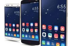 Oxiron X5 Akıllı Telefon