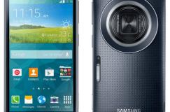 Samsung C1110 Galaxy K Zoom Black Akıllı Telefon