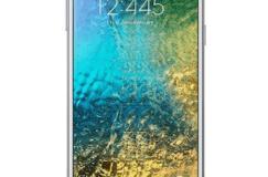 Samsung E700F Galaxy E7 White Akıllı Telefon