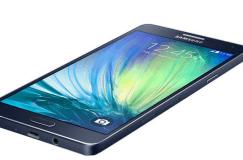 Samsung Galaxy A7 Siyah Akıllı Telefon
